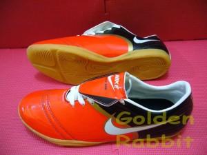 Sepatu Futsal Nike CTR Red Black