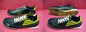 Sepatu Futsal Adidas F50 Black Stabilo