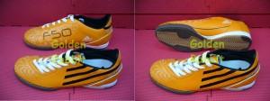 Sepatu Futsal Adidas F50 Orange