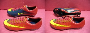 Sepatu Outdoor Nike Victory Red