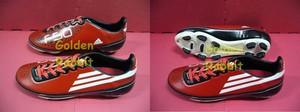 Sepatu Outdoor Adidas F50 Red