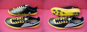Sepatu Outdoor Adidas F50 Black Yellow