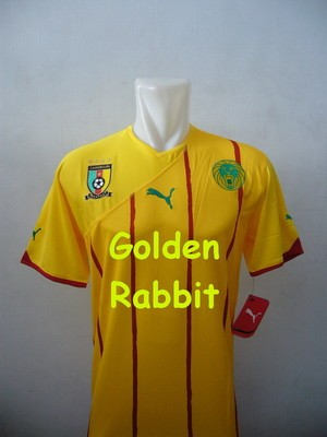 Jersey Cameroon Away
