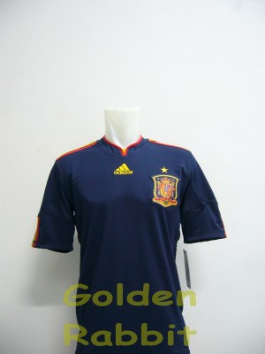 Jersey Spain Away (Star)