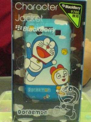 Casing hardcase Doraemon