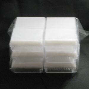 Kotak Perhiasan Plastik 6,5 x 5 x 3