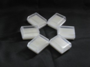 Kotak Perhiasan Mika (4,5 x 3 x 2)