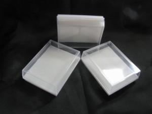 Kotak Perhiasan Plastik 10 x 7,3 x 3