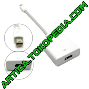 Kabel mini DP to HDMI