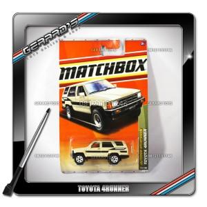 Toyota 4Runner - Matchbox - MOC