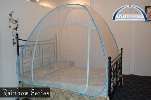 Bed Canopy Rainbow Series King (180x200x145cm) (Promo s/d 31 Okt'11)