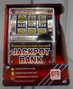Celengan Jackpot