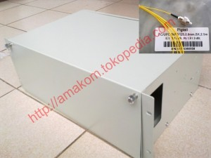 OTB Rack 96 Core FC, Lengkap