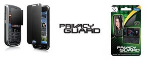 Capdase Original Anti Spy for Blackberry Storm 1 9500 /9530 (Privacy)