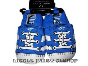 Prewalker Next Blue Sneaker