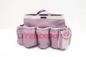 Diaper Bag Organizer D'Renbellony (PURPLE)