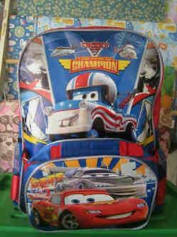 Tas Sekolah Cars