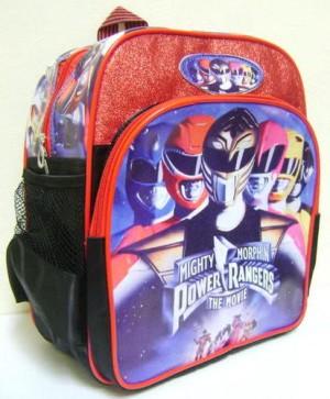 Tas Glitter TK Power Rangers
