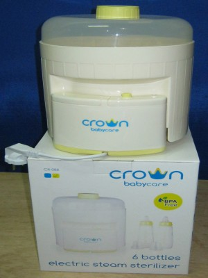 Steriliser / Sterilizer CROWN