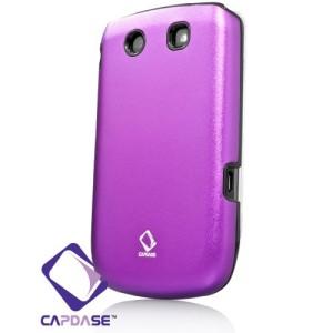 Capdase Original Alumor Metal Case Blackberry 9800 Torch Purple