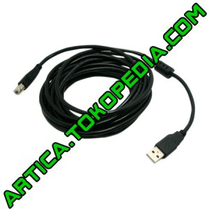 Kabel printer USB2.0 5m black
