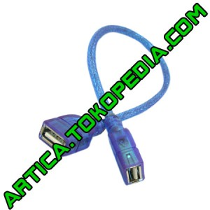 Kabel USB F-F pendek