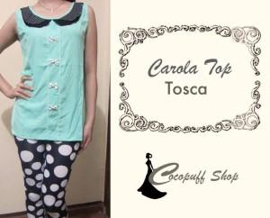 CODE : Carola Top Tosca