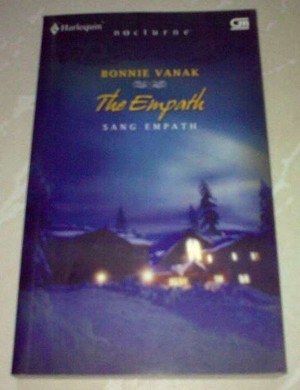 Novel Harlequin Nocturne Bonnie Vanak - The Empath (Sang Empath)