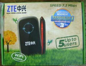 Modem + Mini Router AC30