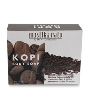 Mustika Ratu - Coffee Body Soap