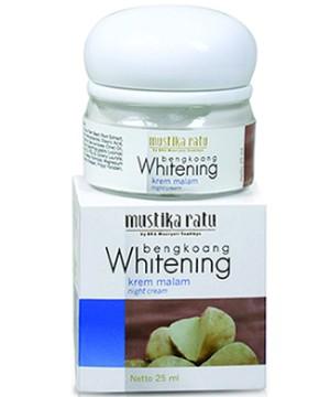 Mustika Ratu - Krem Malam Bengkoang Whitening