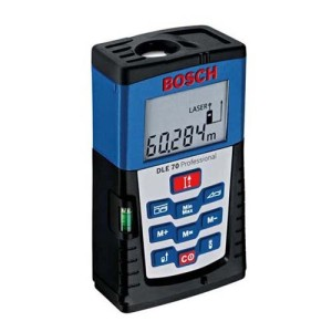 Bosch Digital Laser Meter Finder DLE 70