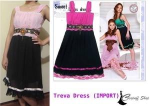 CODE : Treva Dress (IMPORT)