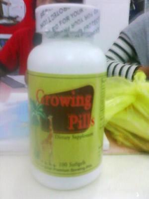 peninggi badan growing pills super dari USA