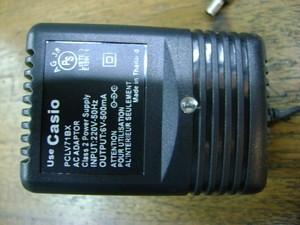 Adaptor Calculator Casio Universal
