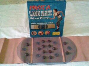 SABUK Magnetic MB NIKITA Pelangsing
