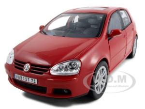 Volkswagen Golf V (Bburago)
