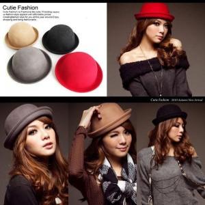 Bowler Hat (Topi Caplin)