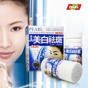 Pearl Whitening & Spots Removing