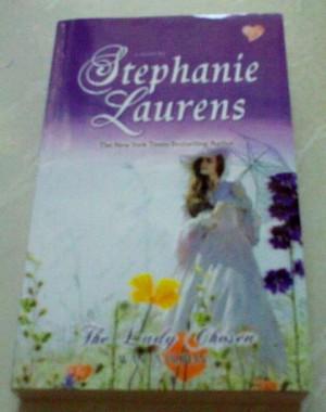 Novel Stephanie Laurens - The Lady Chosen (Wanita Pilihan)