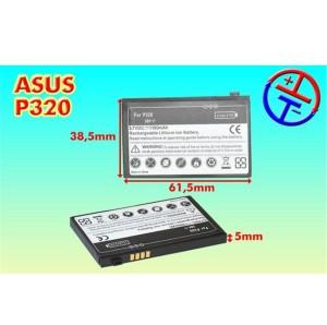Bateri PDA Asus P320 - OEM