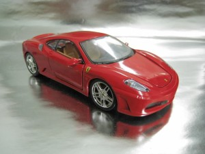 Ferrari F430 Assembly Line
