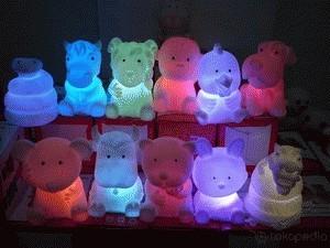 Lampu Shio 7 Warna