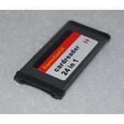 Converter Express Card menjadi Card Reader - 24 in 1 Multi Card Reader