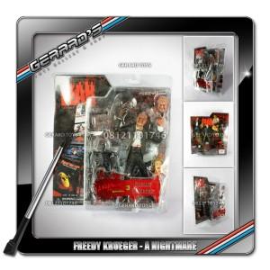 Freedy Krueger - Nightmare On Elm Street - Mesco - MOC