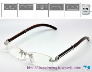 FR Cartier 221766 (Wood Handmade)