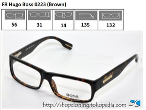 FR Hugo Boss 0223 (Brown)