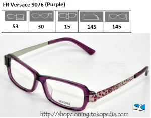 FR Versace 9076 (Purple)