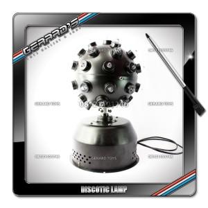 Discotic Lamp