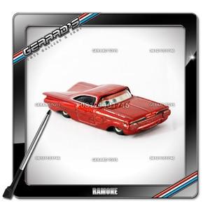 Red Ramone (Eye Changer) - Cars - Mattel - Loose